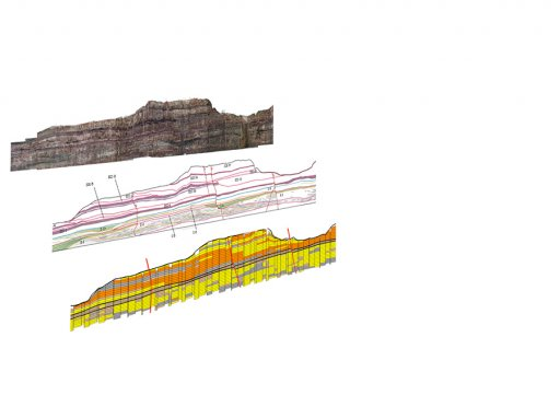 From Geology to Reservoir Model