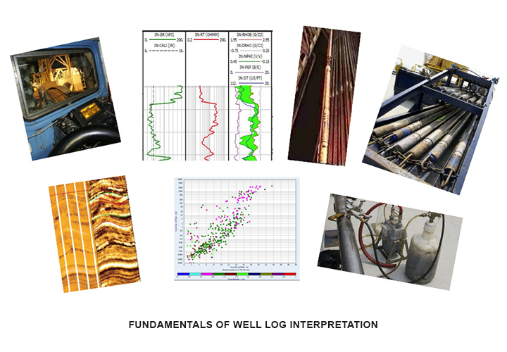 Fundamentals of well log interpretation